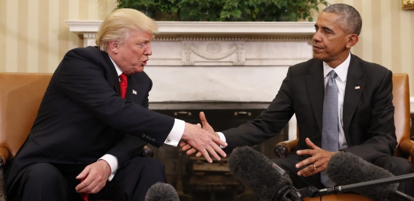 LISTEN: Trump Claims to Have Done More for Black America than Obama