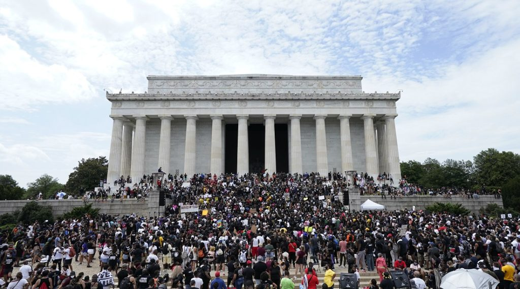 March on Washington: Tens of Thousands Commemorate MLK and Continue the Fight Against Racism