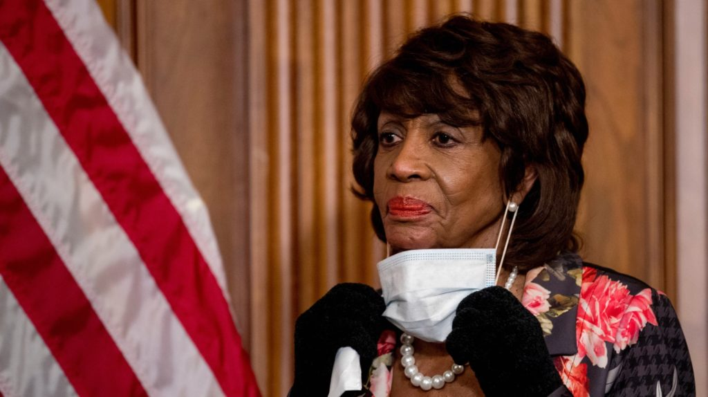 Maxine Waters: We Are Going to Have a Black Woman VP