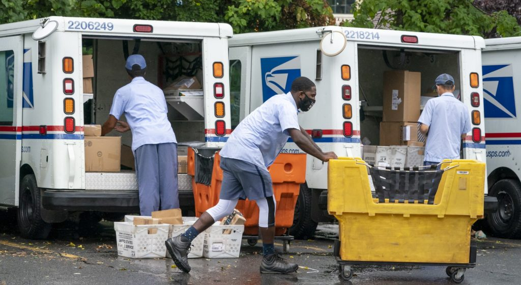 NAACP Files Lawsuit Against Postmaster General of US Postal Service to Restore Reliable Mail Delivery