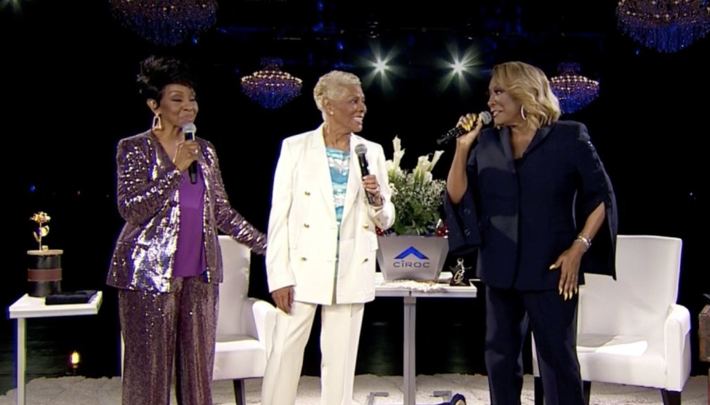"""MUSIC: Gladys Knight Verzuz Patti Labelle – Celebrating Legends with """"The Best of the Rest"""" Playlist (LISTEN)"""