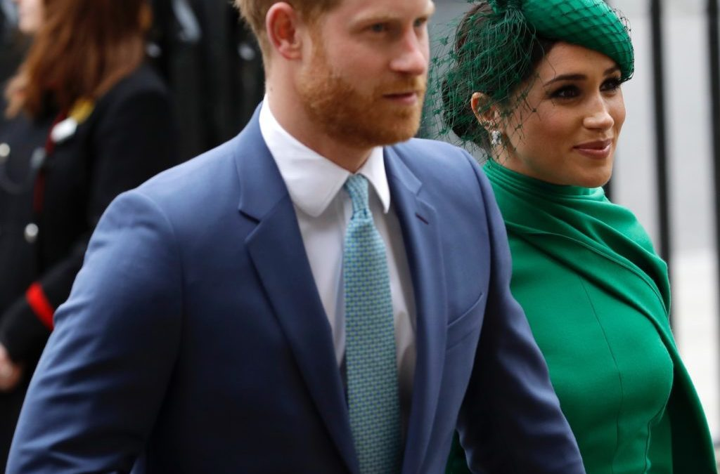 Prince Harry and Duchess Meghan Sign Netflix Production Deal