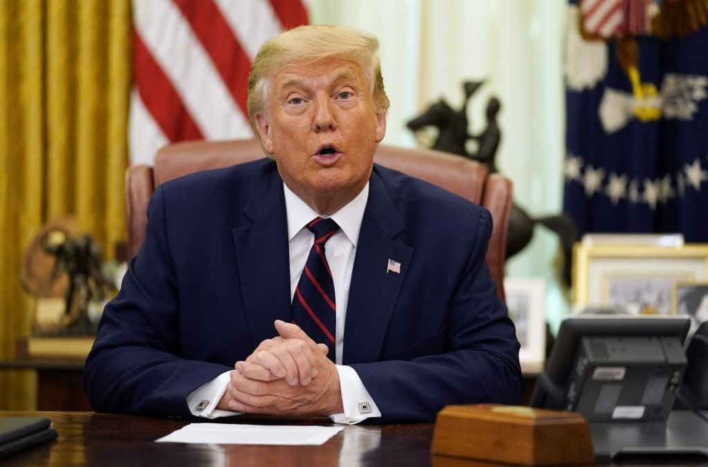 Trump Emphatically Denies Disparaging US Military