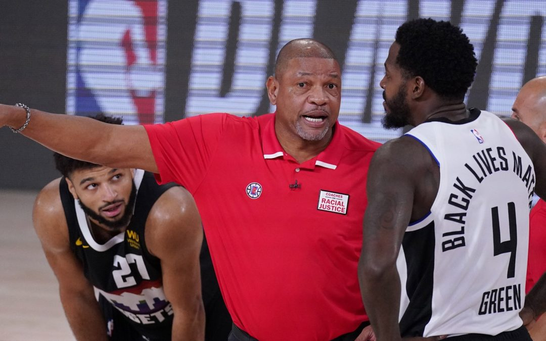 LISTEN: Doc Rivers Out as Clippers Head Coach