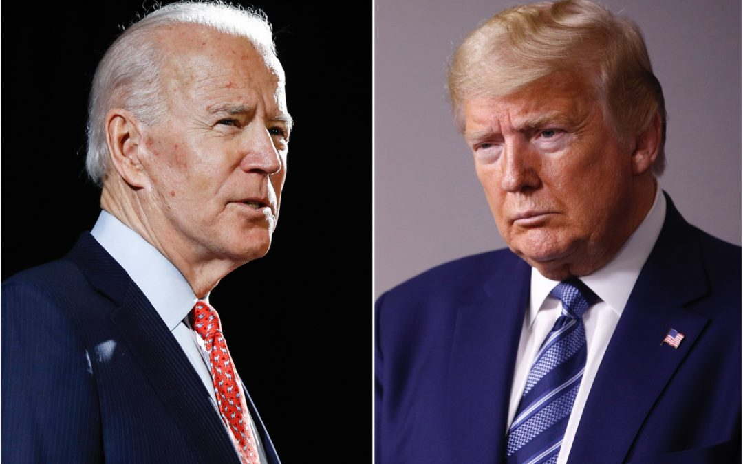 Trump, Biden on the Campaign Trail