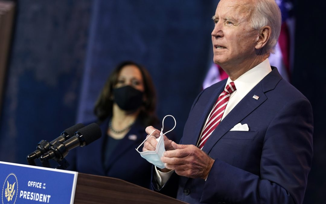 Biden: Transition Delay Hampers Pandemic Relief for Millions
