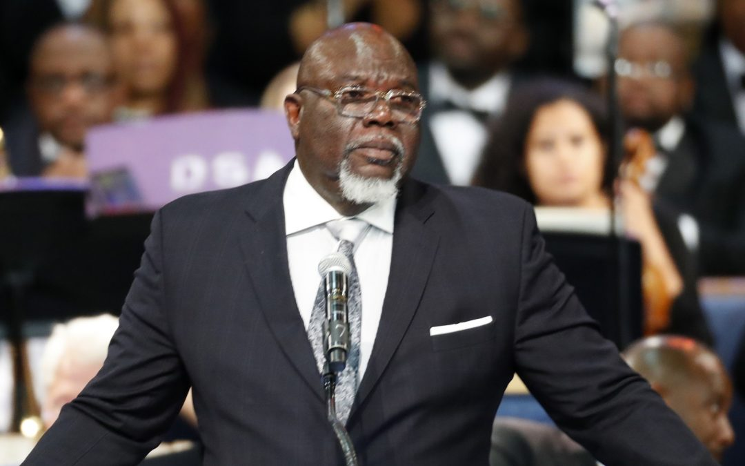 Bishop TJ Jakes: Look Down the Ticket on Election Day