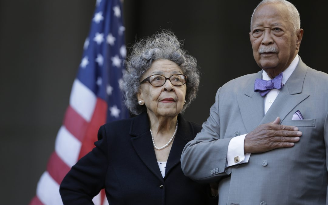 David Dinkins, New York's First Black Mayor Passes at 93