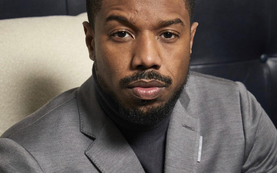 Michael B. Jordan Named 'Sexiest Man Alive'