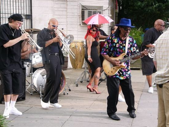 "MUSIC MONDAY: ""Bustin' Loose"": A Celebration of D.C. Go-Go Music (LISTEN)"