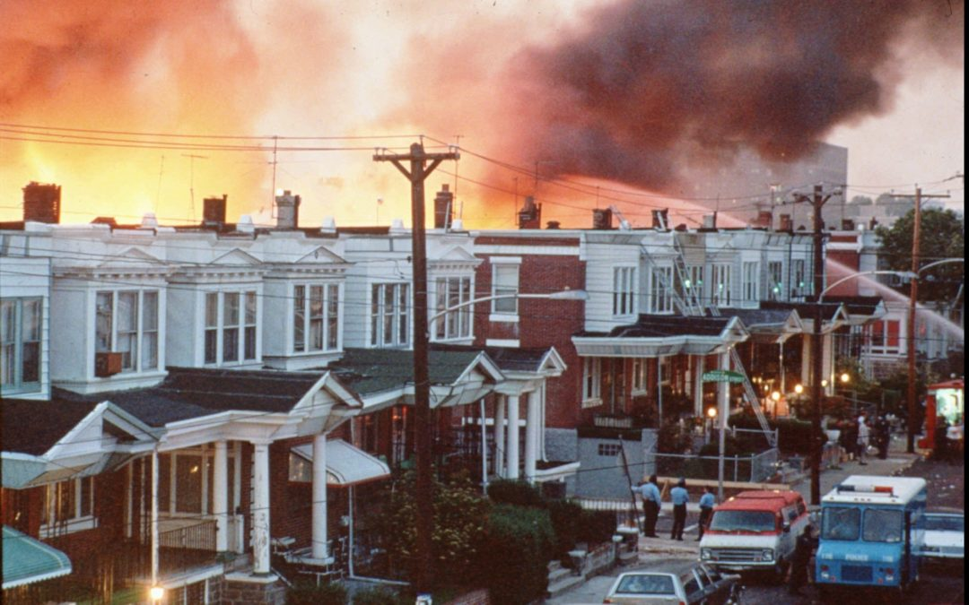 Philadelphia Apologizes for Deadly 1985 MOVE Bombing