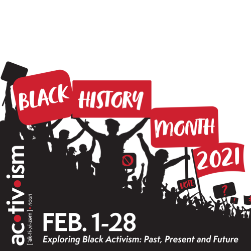 Black History Month Observance 2021 Offers Virtual Events