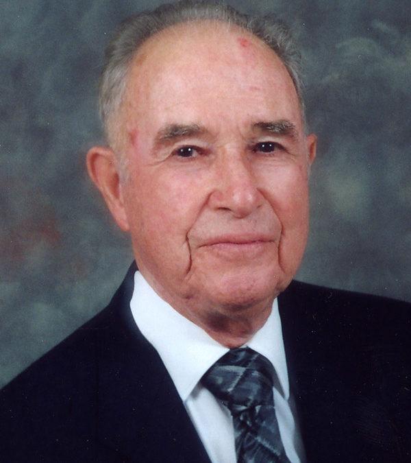 Distinguished Alumnus John Woodside, 104, Assisted Students through Scholarship Endowment