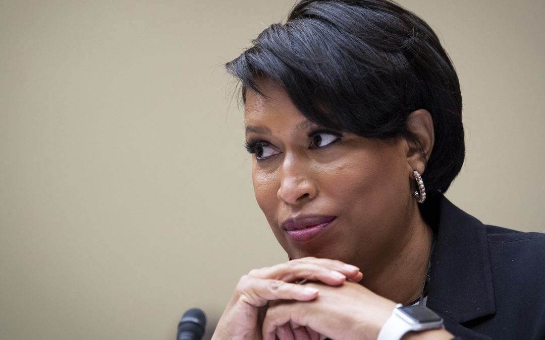DC Mayor Bowser Makes Case for Statehood