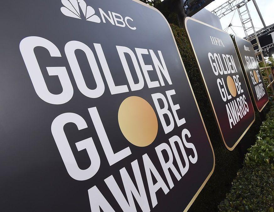 A-List Celebs Turn on Golden Globes