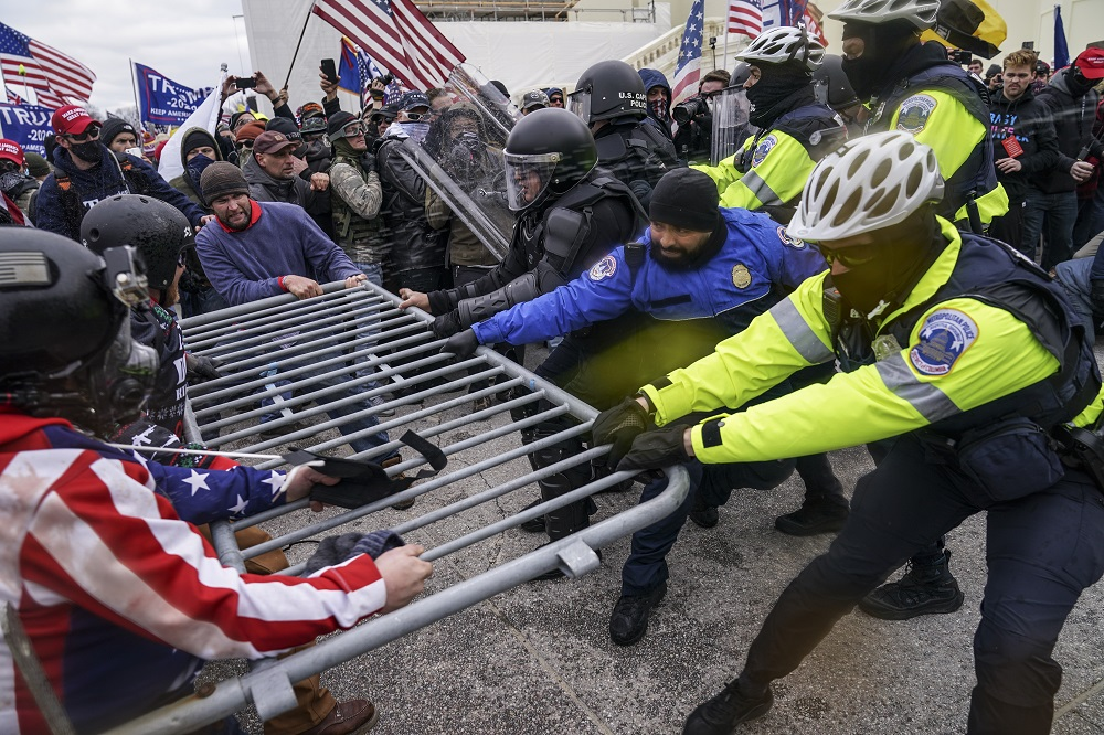 GOP Lawmakers Deny January 6 Insurrection