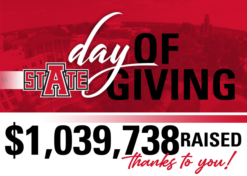 Inaugural Day of Giving Exceeds $1 Million in Gifts and Pledges