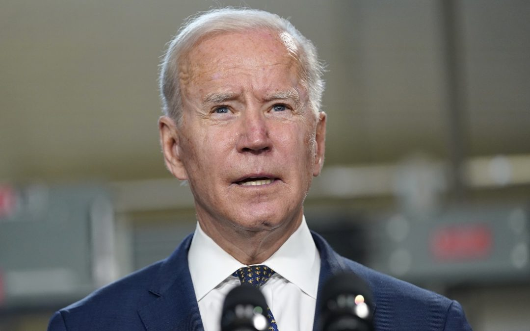 "President Biden Embarks on ""Getting America Back on Track"" Tour to Sell Infrastructure and Jobs Plan"