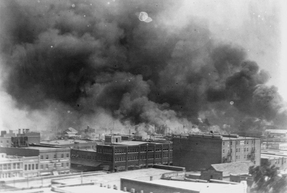 Tulsa Massacre Survivor Seeks Justice and Acknowledgement from US