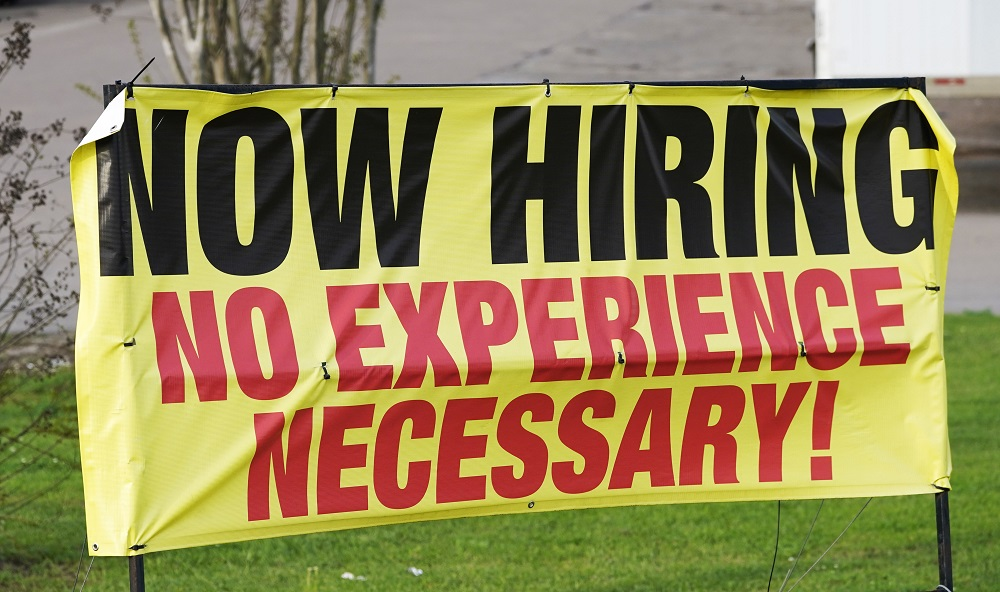 Disappointing May Job Numbers