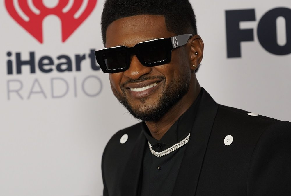 Usher Expecting Baby #4 Just in Time for Father's Day