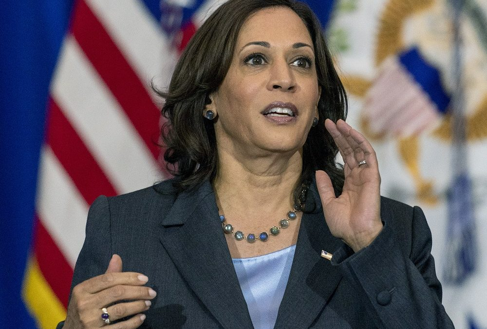 VP Harris Stands with Texas Democrats Fighting Voter Suppression