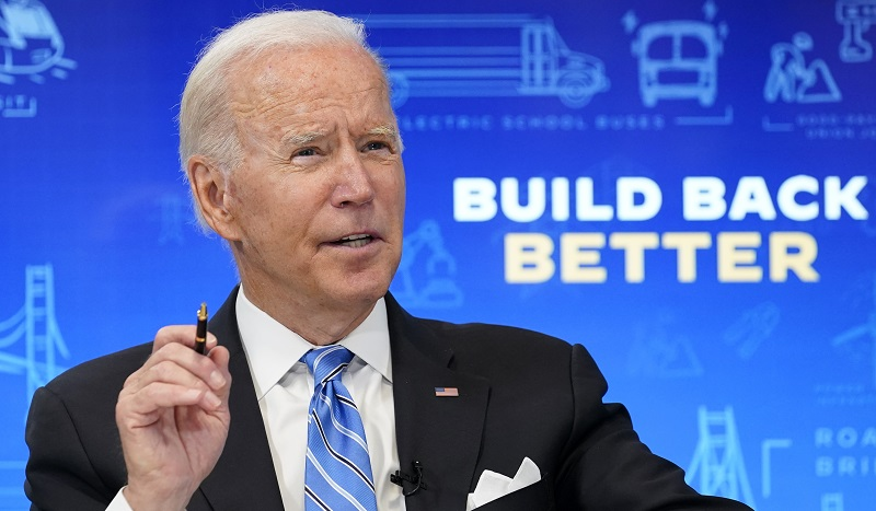 President Biden Touts the Success His Economic Plan