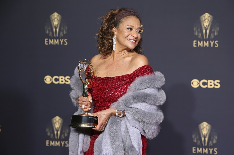 Debbie Allen Honored with Governor's Award at 73rd Prime Time Emmys