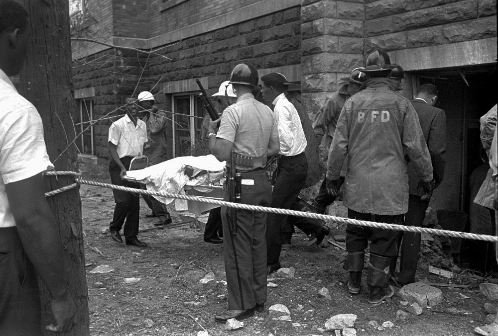 Today in History: Four Children Killed in Sixteenth Street Church Bombing