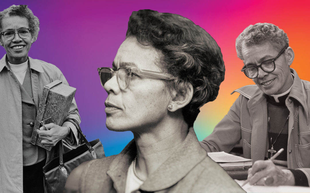 [Watch] Lesser-known Civil Rights Leader Pauli Murray Gets Amazon Documentary