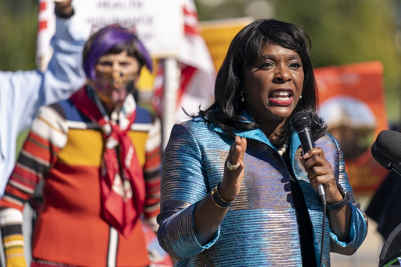 Civil Rights Leaders Demand Voting Rights