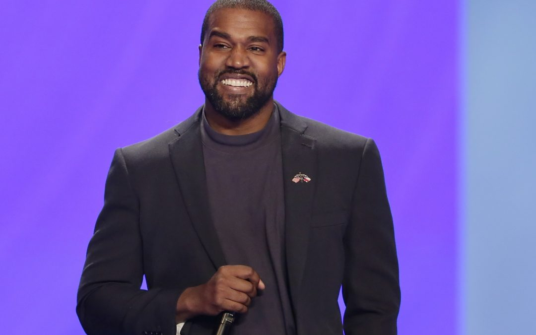 Kanye is selling the ranch!