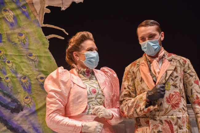 Theatre to Open Wilde Classic, 'Importance of Being Earnest,' Oct. 22